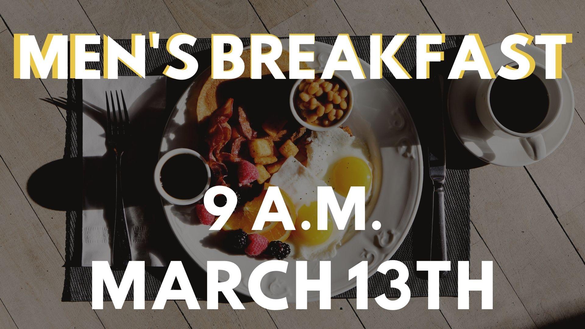 Men's Breakfast (2)